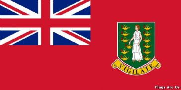 British Virgin Islands Civil Ensign